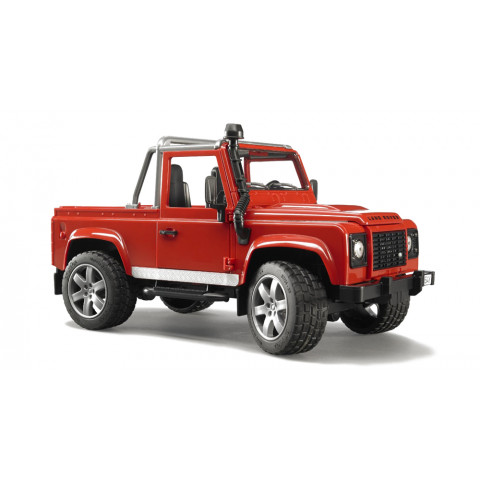 Land Rover Defender pick-up - Bruder 2591