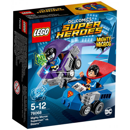 LEGO Super Heroes 76068 Mighty Micros: Superman™ vs. Bizarro™