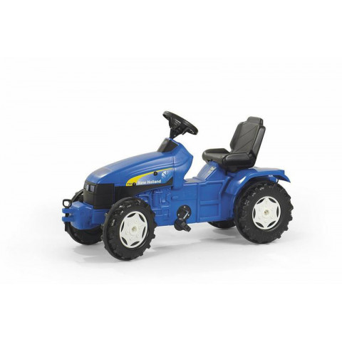 Šlapací traktor New Holland TS 110 - Rolly Toys 036219