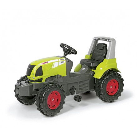 Šlapací traktor Farm CLAAS Arion 640 - Rolly Toys 700233